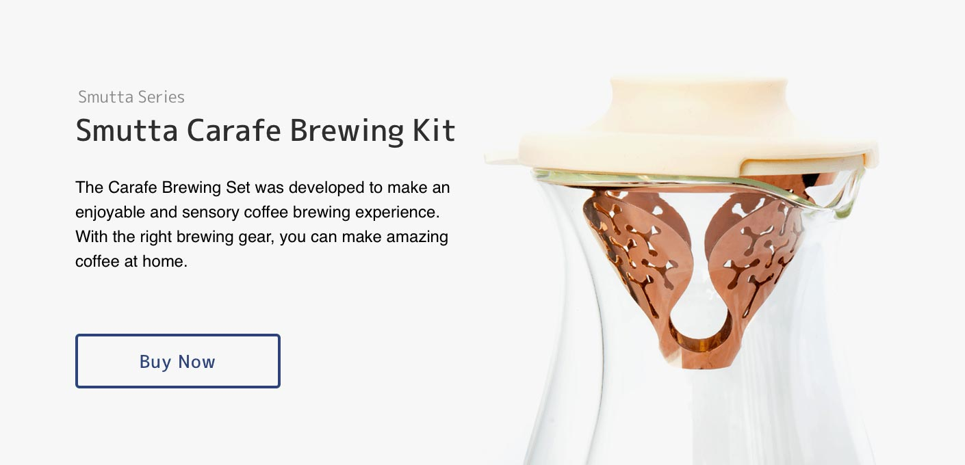 PAUS - Smutta Carafe Brewing Kit